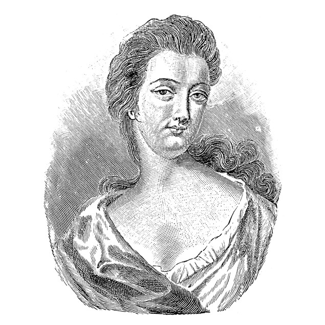 Esther Johnson (1681-1728). /Njonathan Swift'S Friend 'Stella'. Wood Engrav