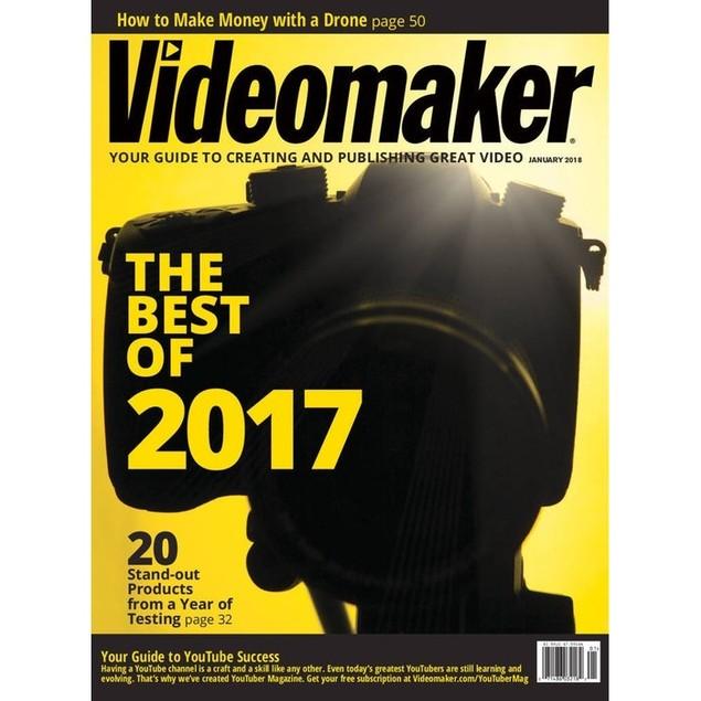 Videomaker Magazine Subscription