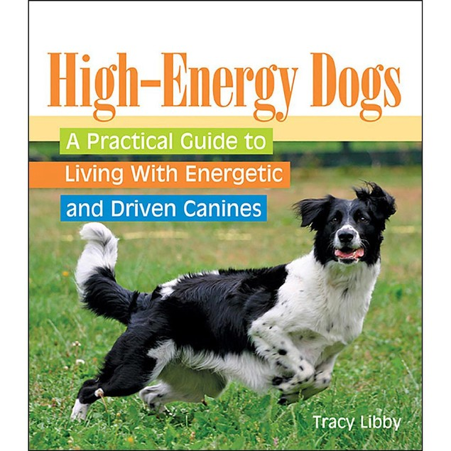 High-Energy Dogs Book, Assorted Dogs by TFH Publications