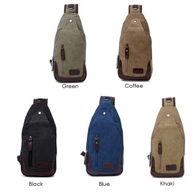 Multi-function sling cross body- 5 styles