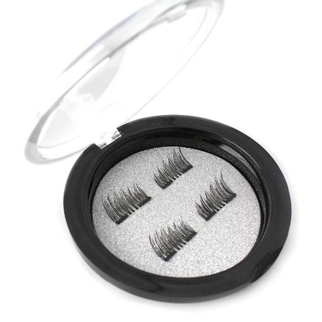 3D Reusable Magnetic False Eyelashes