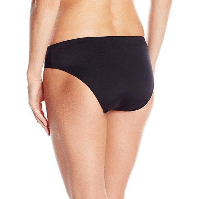 Nautica Women's Soho Solid Reversible Retro Bikini Bottom SZ: XXS