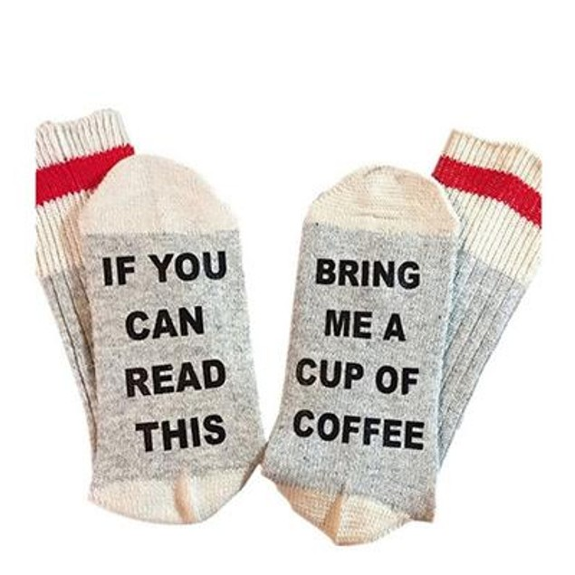 If You Can Read This Socks (Assorted Styles)