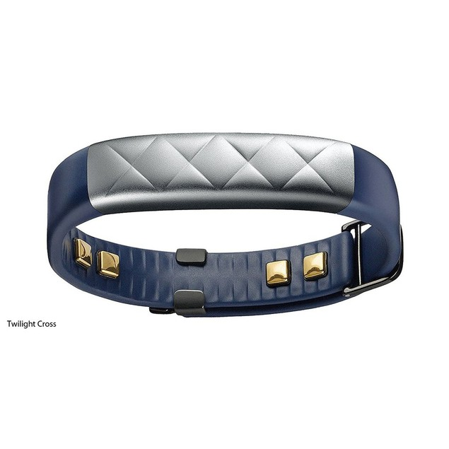 Jawbone UP3 Wireless Sleep and Fitness Tracker and Heart Rate Monitor