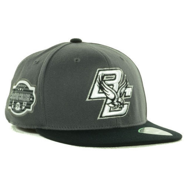 "Boston College Eagles NCAA TOW ""Slam"" Flat Bill Stretch Fitted Hat"