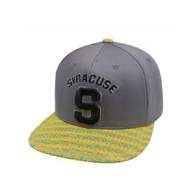 "Syracuse Orange NCAA TOW ""2 Fly"" Flat Bill Snapback Hat"