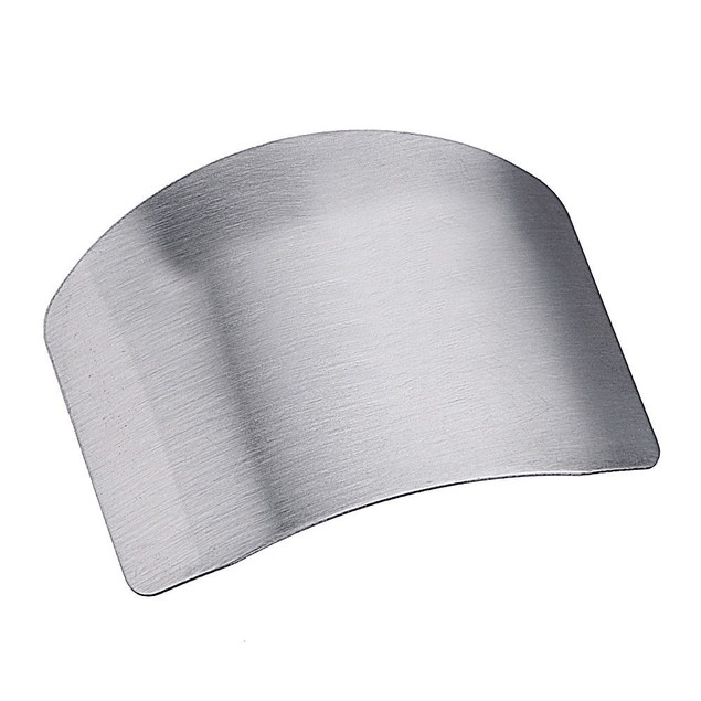 Stainless Steel Hand Guard Finger Protector Safety Cooking
