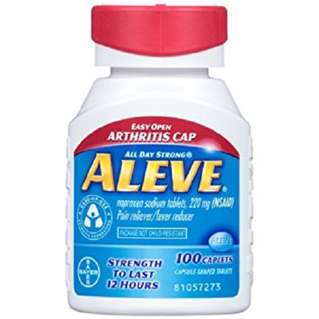 Aleve Easy Open Arthritis Cap, Caplets