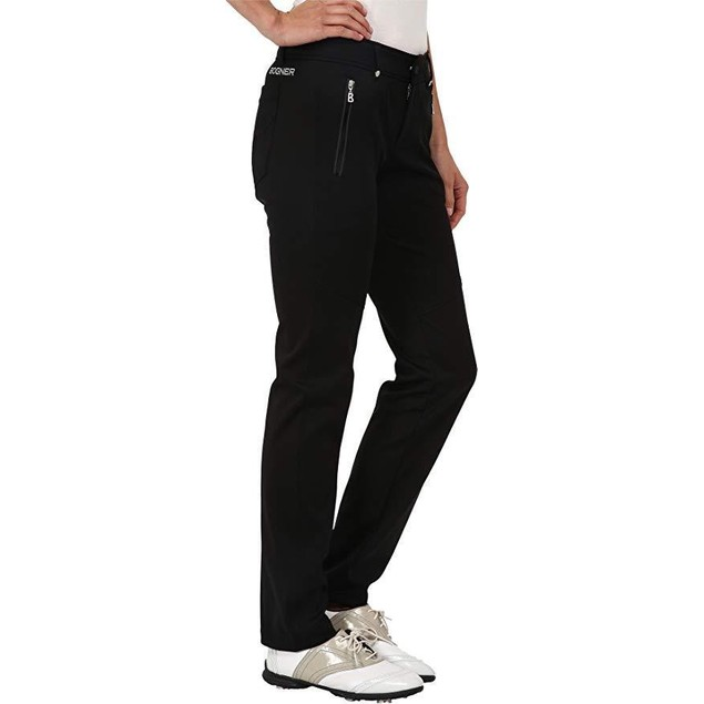 Bogner Women's Gele Golf Sport Pants Black Pants 16 X 31