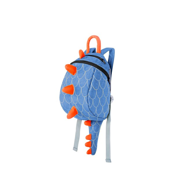 Dinosaur Backpack with Tail | Assorted Colors