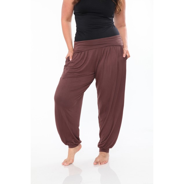 Harem Pants - 7 Colors - Extended Sizes