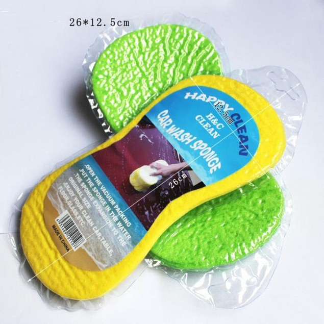 High Foam Multipurpose Cleaner Tool Car Cleaning Clean Wash Washing Sponge