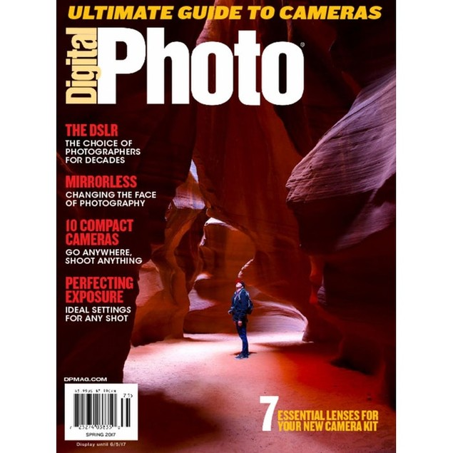 Digital Photo Magazine Subscription