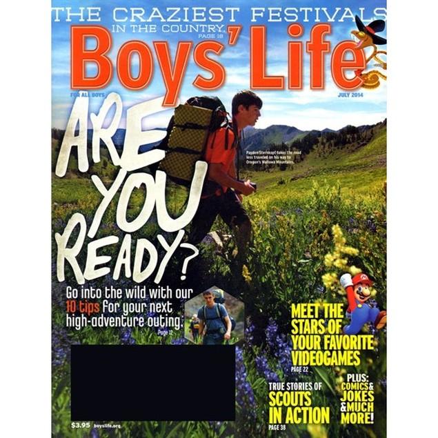 Boys' Life Magazine Subscription