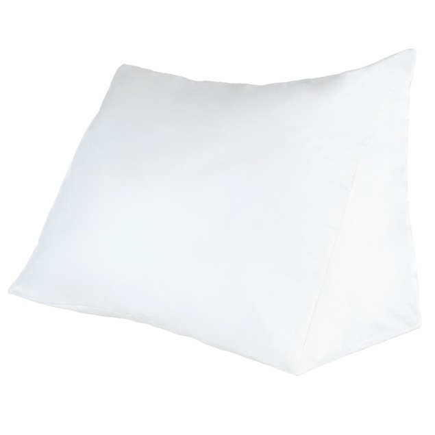 Remedy Down Alternate Reading Wedge Pillow