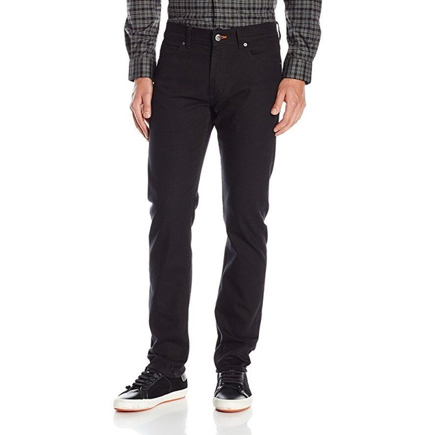 LEE Men's Modern Series Slim-Fit Tapered-Leg Jean, Black, SZ:   40Wx32