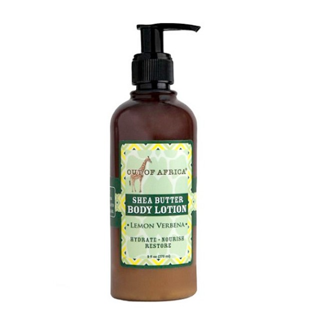 Out of Africa Shea Butter Body Lotion Lemon Verbena
