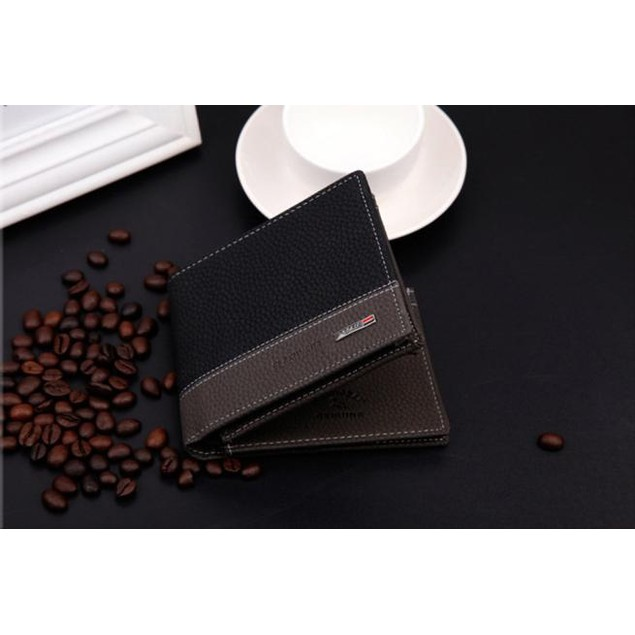 Men's Bifold Money Card Holder Wallet