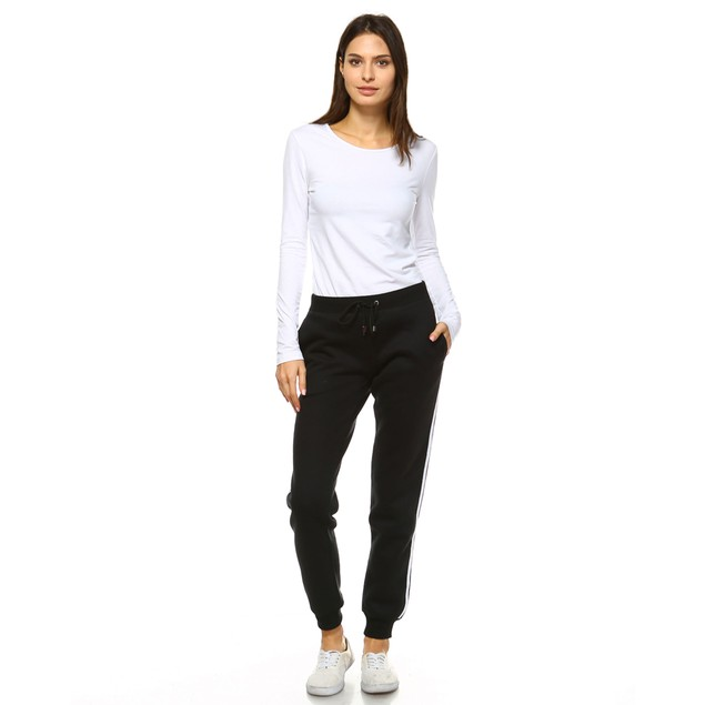 Fleece Lined Jogger Pants - 6 Colors