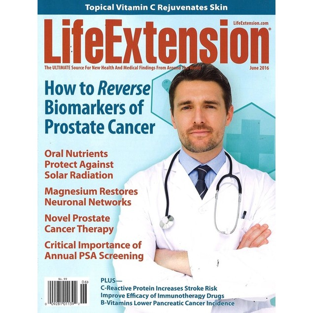 Life Extension Magazine Subscription