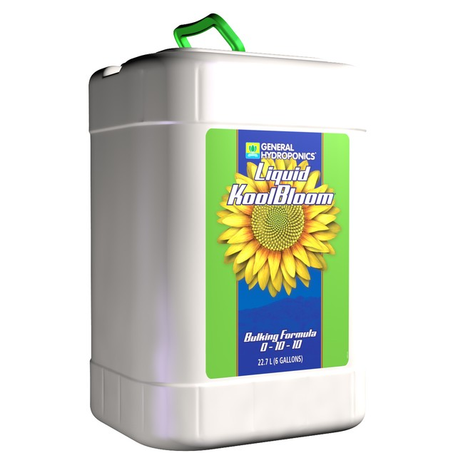 GH Liquid KoolBloom  0 - 10 - 10 Liquid Koolbloom 6 gal