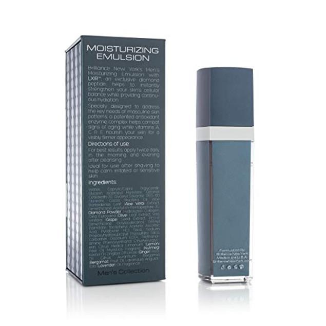 Brilliance New York - Men's Moisturizing Emulsion, 1.69 fl oz (50 ml)