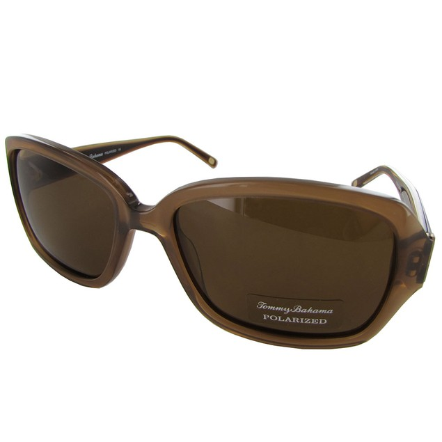 Tommy Bahama Womens Frisky Business TB7029 Polarized Sunglasses