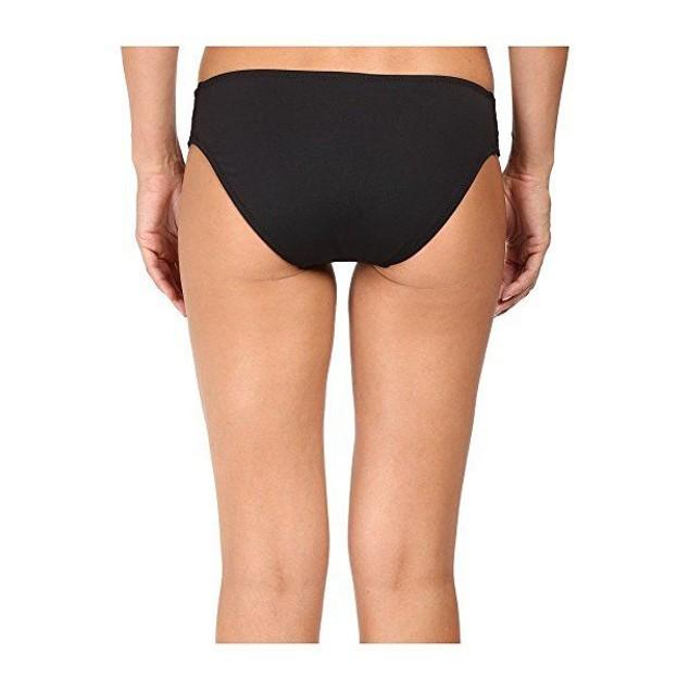 Becca by Rebecca Virtue Women's Siren Tab Side Hipster Bikini Bottom Sz:  L