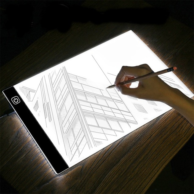 LED Tracing Pad