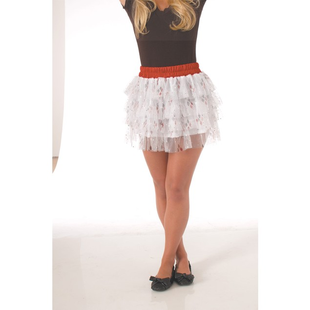 Harley Quinn Sequin Skirt