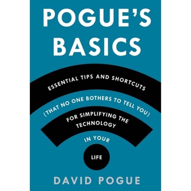 Pogue's Basics Tips and Shortcuts Book, More Inspiration by MacMillan