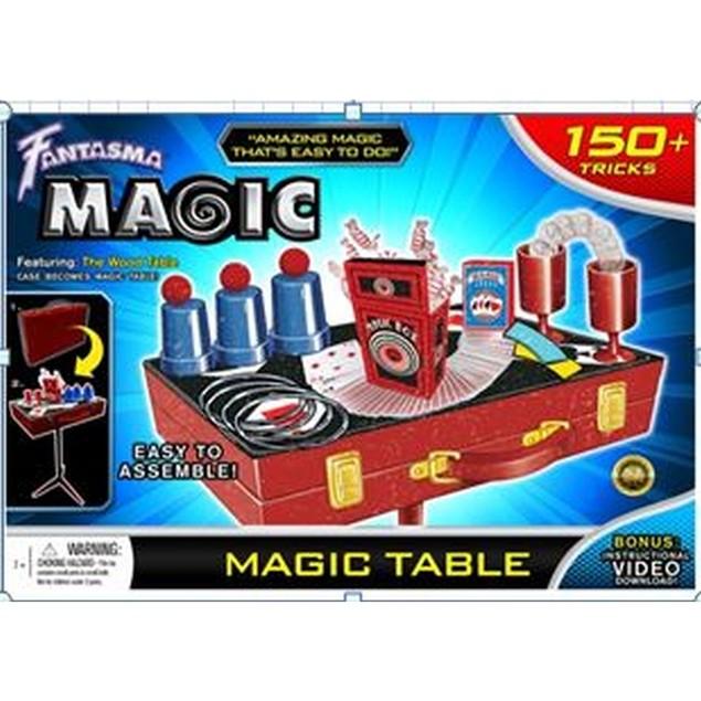 Magic Table Set, More Pop Culture by Fantasma Toys