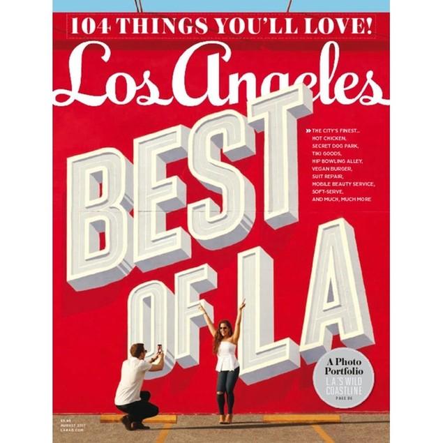 Los Angeles Magazine Subscription