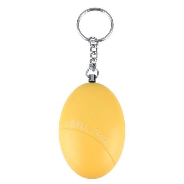 Egg Alarm Keychain
