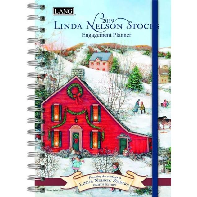 Linda Nelson Stocks Planner, Linda Nelson Stocks by Lang Companies