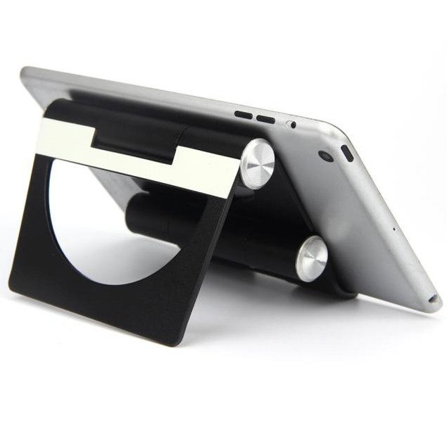 Stand Holder for iPhone/iPad Folding Pivot Cradle
