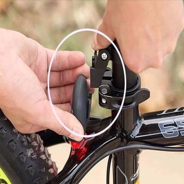 Q5 LED Cycling Bike Bicycle Head Front Light Flashlight+360 Mount