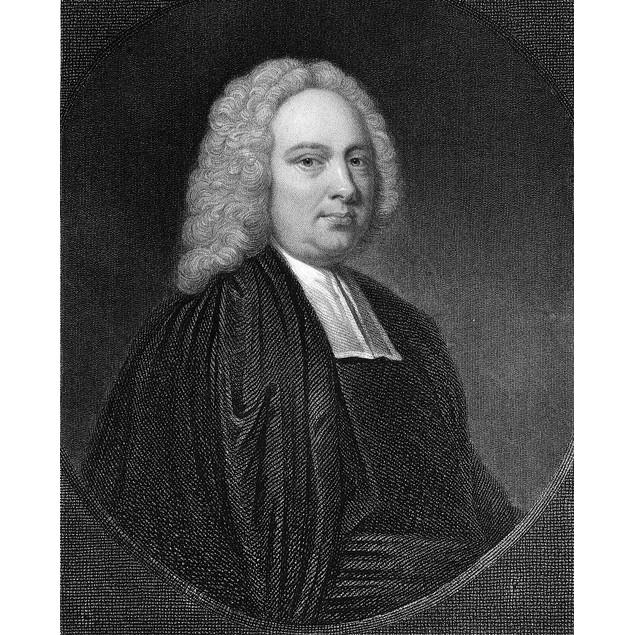 James Bradley (1693-1762). /Nenglish Astronomer. Steel Engraving, English,