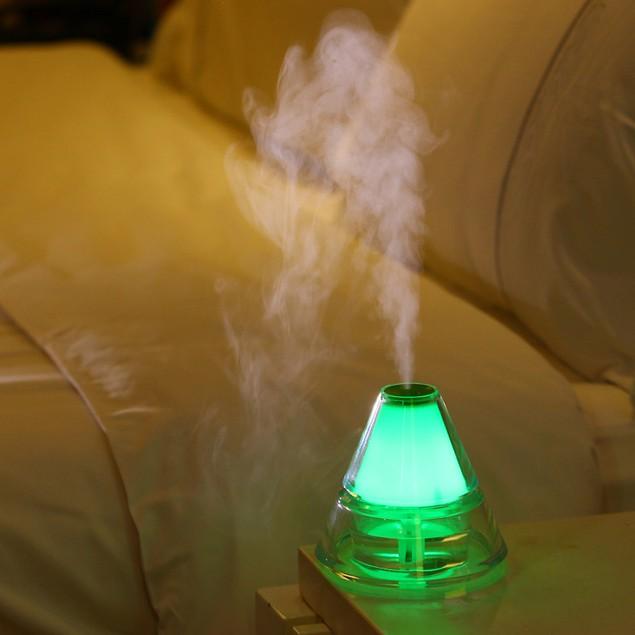 Creative Mini Iceberg Colorful Night Light Humidifier