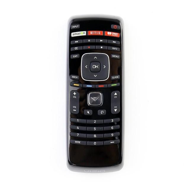 VIZIO 2014 LCD LED TV Remote Control Amazon/ Netlix/ iHeart