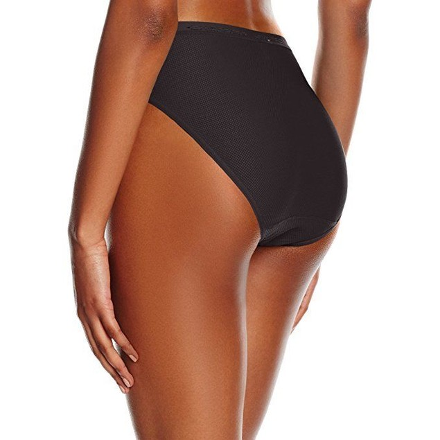 ExOfficio Women's Give-N-Go Bikini Brief - SZ Large - Black
