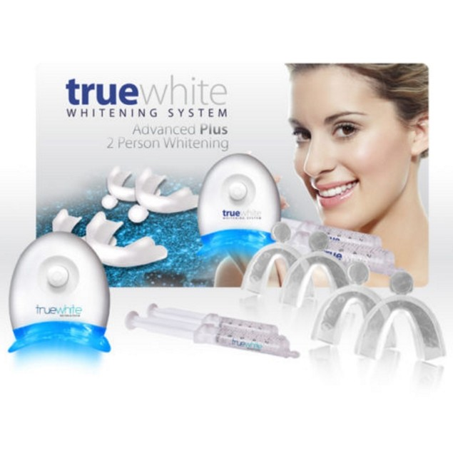 truewhite 2-Person Advanced Plus Teeth Whitening Kit (up to 25 treatments)