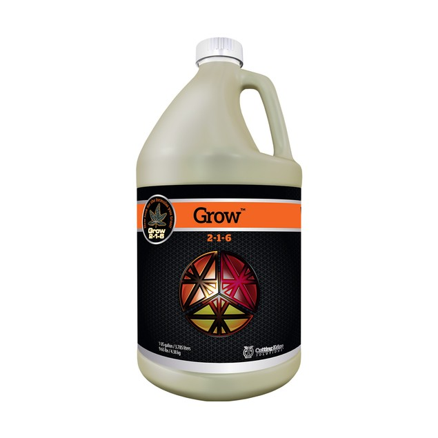 Cutting Edge Solutions Grow, 1 gal
