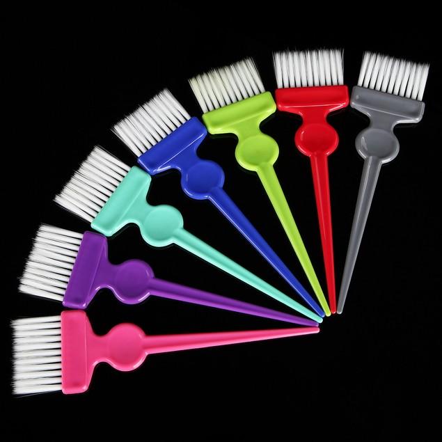 Hairdressing Brushes Combo Salon Hair Color Dye Tint Tool Kit New