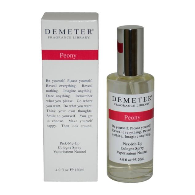 Peony Demeter 4oz Cologne Spray