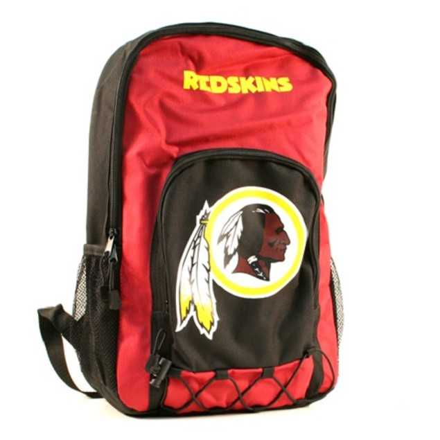 "Washington Redskins NFL ""Echo Bungee"" Backpack"