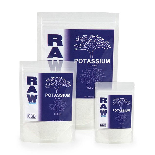 RAW Potassium, 2 lbs