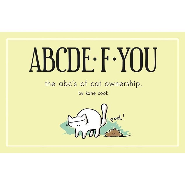ABCDE F You Book, More Humor by Sterling Publishing