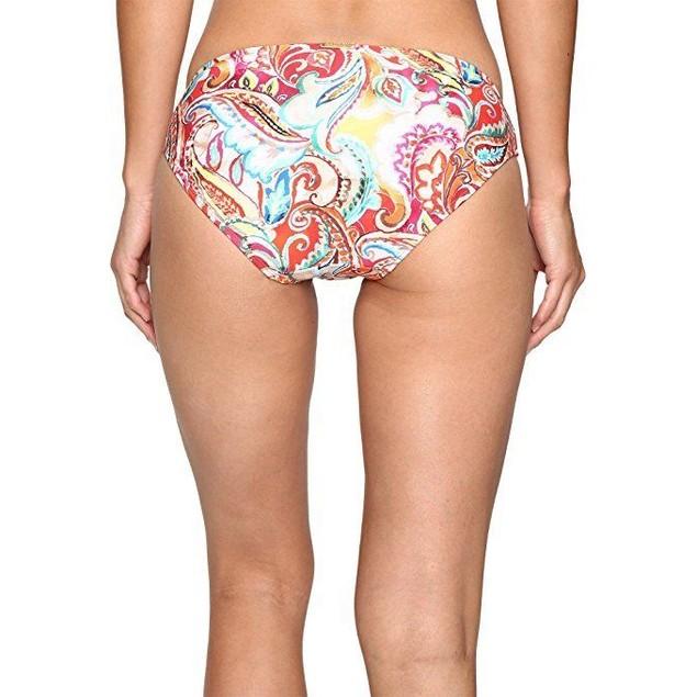 LAUREN Ralph Lauren Women's Sunrise Hipster Bottom Multi Sz:  6