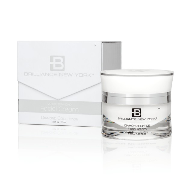 Brilliance New York - White Diamond Collection Face Cream 50ml